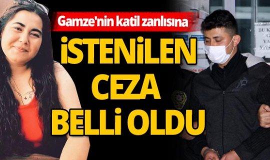 Üniversiteli Gamze cinayetinde flaş gelişme!