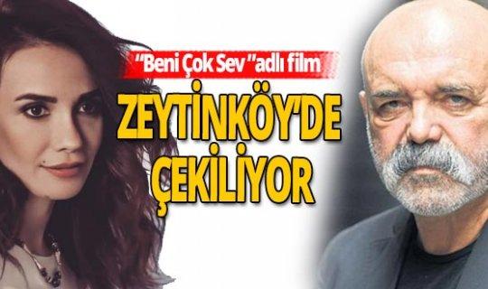 Ünlü oyuncular Zeytinköy'de buluştu!
