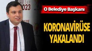 Uşak Belediye Başkanı Mehmet Çakın koronavirüse yakalandı