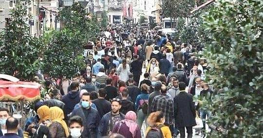 Uşak'ta kalabalık cadde ve sokaklarda sigara içme yasağı