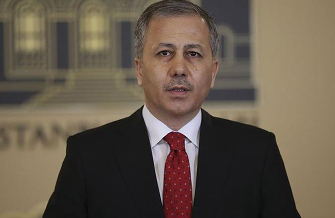 İstanbul Valisi Yerlikaya: İkinci dalganın zirve noktasını geride bıraktık