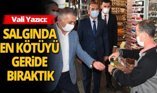 Vali Ersin Yazıcı'dan, Antalya'ya müjde