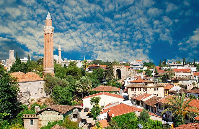 23 Aralık 2020 Çarşamba Antalya'da hava durumu