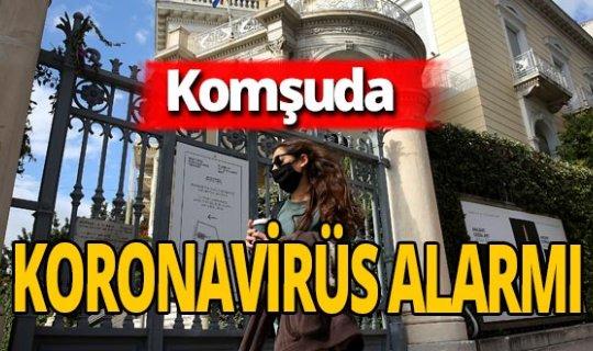 Yunanistan'da karantina ilan edildi