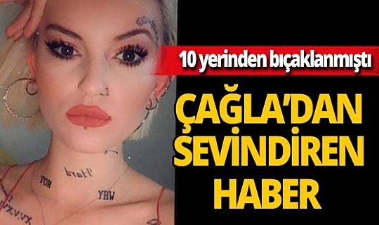 Zongukdak'ta Ufuk Özer tarafından 10 yerinden bıçaklanan Çağla Çiçekçi yoğun bakımdan çıktı