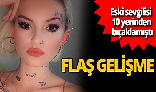Zonguldak'ta Çağla Çiçekçi'yi 10 yerinden bıçaklayan eski sevgilisi teslim oldu