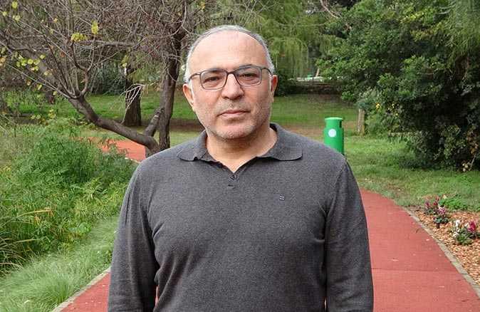 Prof. Dr. Coşkun Usta: