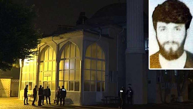 İmama yalan söyleyerek girdiği camide intihar etti