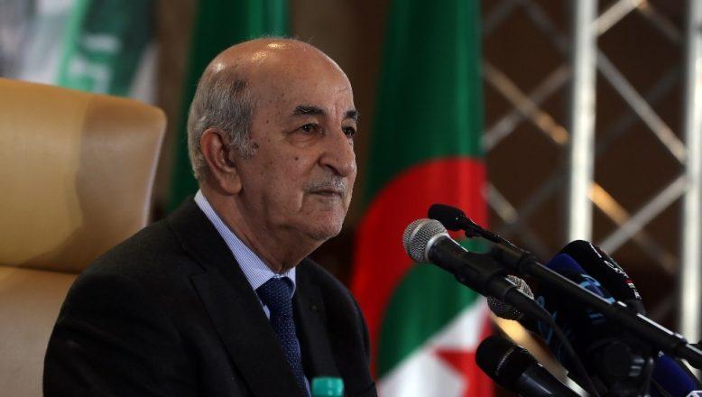 Cezayir Cumhurbaşkanı Tebboune, tedavi için yeniden Almanya'ya gitti