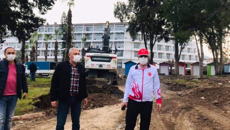 Başkan Topaloğlu: Kemer'e renk katacak bir proje