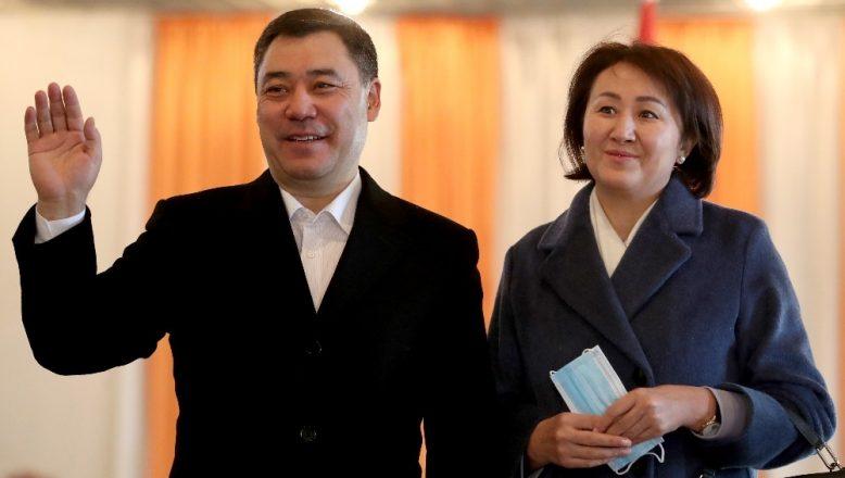 """Dışişleri Bakanlığı: """"Kırgız Cumhuriyeti'ndeki seçimlerden memnuniyet duyuyoruz"""""""