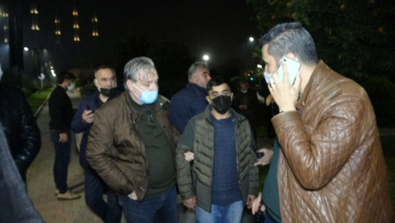 Adana'da bir kişiyi bıçaklayan 2 şüpheli kovalamaca sonucu yakalandı