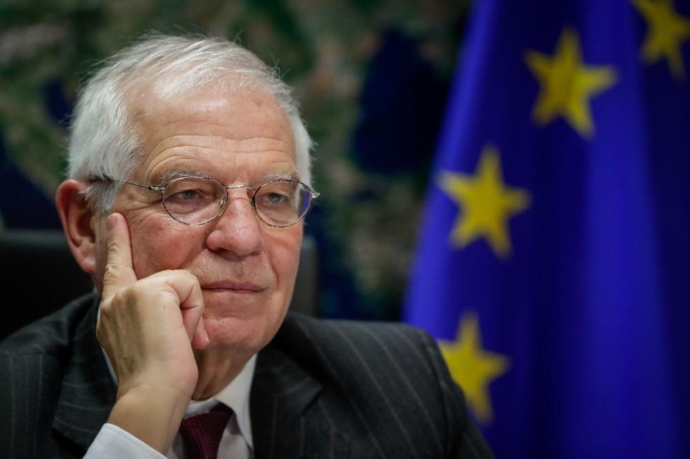 Avrupa Komisyonu Başkan Yardımcısı Borrell'den diriliş çağrısı