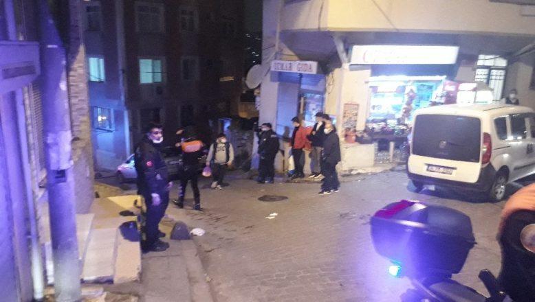Beyoğlu'nda silahlı kavga! Yaralılar var...