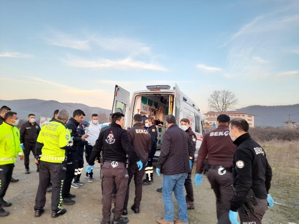 Zonguldak'ta köprü altında erkek cesedi bulundu