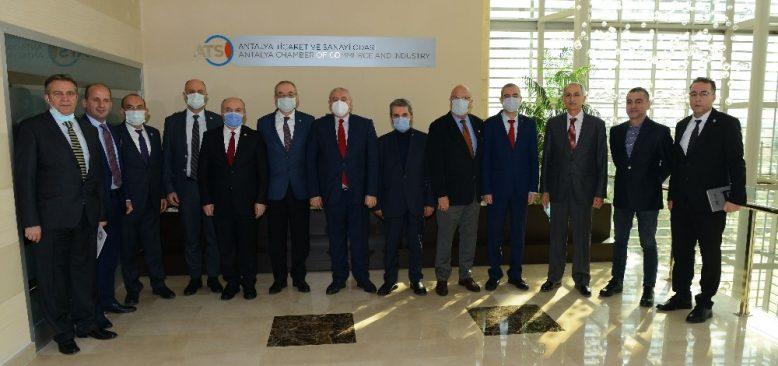 ATSO Başkanı Çetin: Destekler seçici ve sektörel bazda olmalı