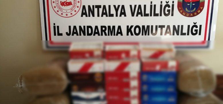 Açıkta tütün satanlara ceza