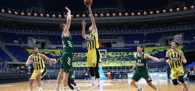 Fenerbahçe Beko'dan 5. galibiyet geldi