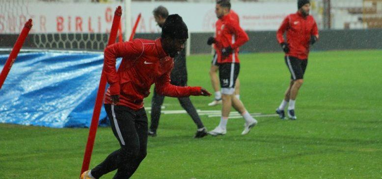 Hatayspor, Yeni Malatyaspor maçının hazırlıklarını sürdürüyor