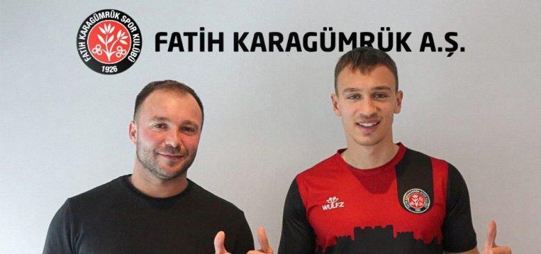Serhat Ahmetoğlu, Fatih Karagümrük'te