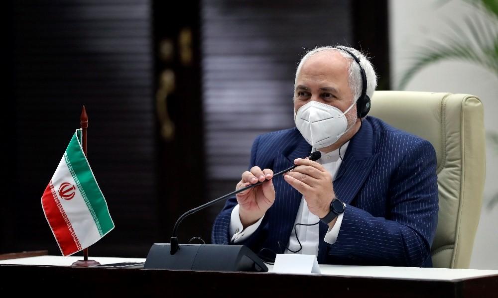 İran Dışişleri Bakanı Zarif'ten Karadağ açıklaması