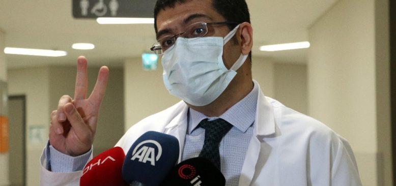 Kanser hastaları 'CoronaVac' aşısına güvenebilir