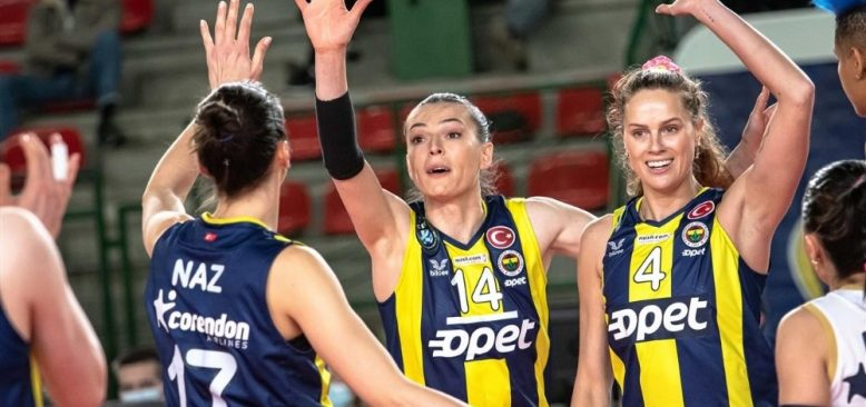 Fenerbahçe HDI Sigorta set vermedi