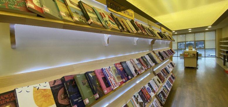Evlere kapanmak okuma oranını artırdı, kütüphaneler boş kaldı