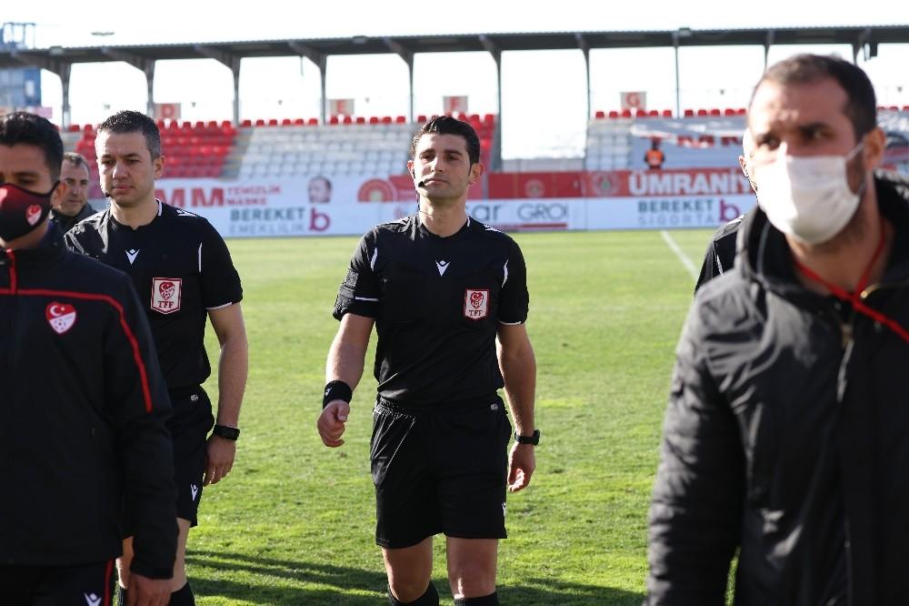 Samsunspor'dan 'kural hatası' iddiası!