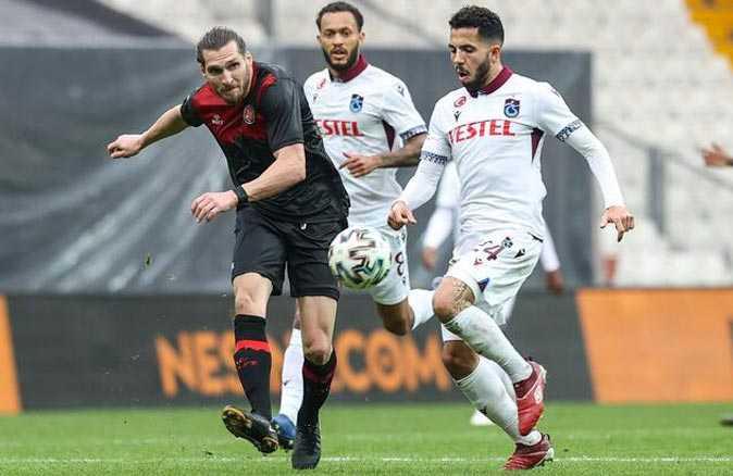 Trabzonspor çıkışını sürdürüyor