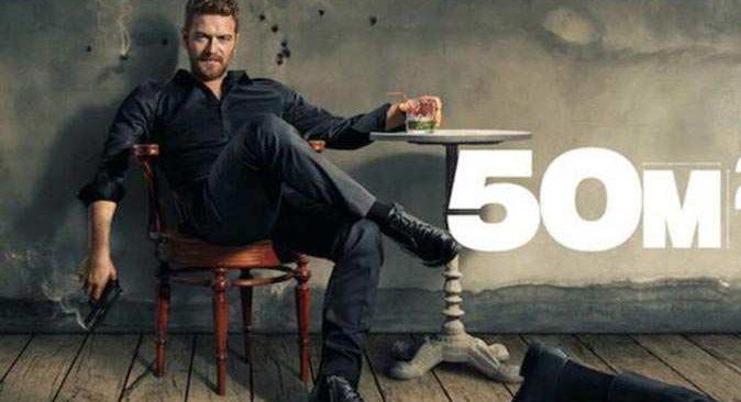 Kadrosuyla merak edilen yerli Netflix dizisi 50m2 yayınlandı