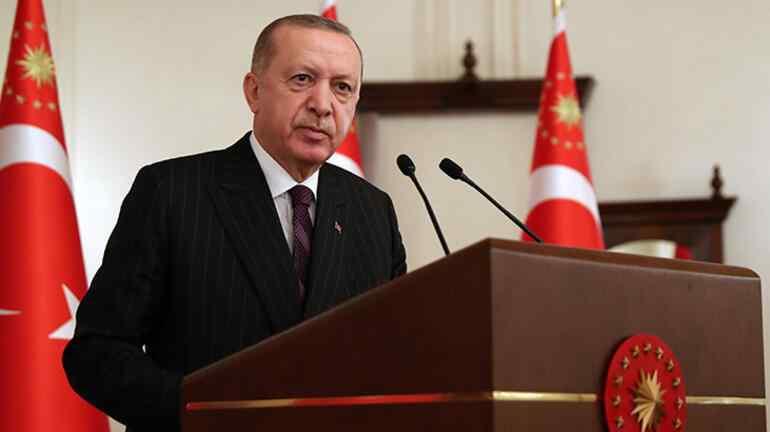 Cumhurbaşkanı Erdoğan'dan flaş sözler:' Yakında kamuoyuna açıklayacağız'