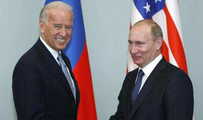 Putin'den Biden'a tebrik telefonu