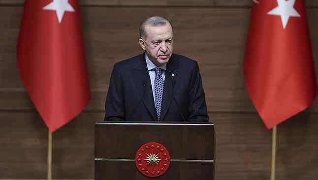 Cumhurbaşkanı Erdoğan: 'Sanal dünyada terör propagandasına müsaade edemeyiz'