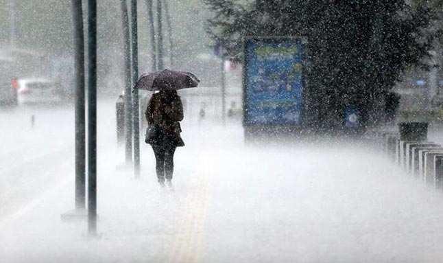 Meteoroloji'den açıklama geldi! Kar geri dönüyor