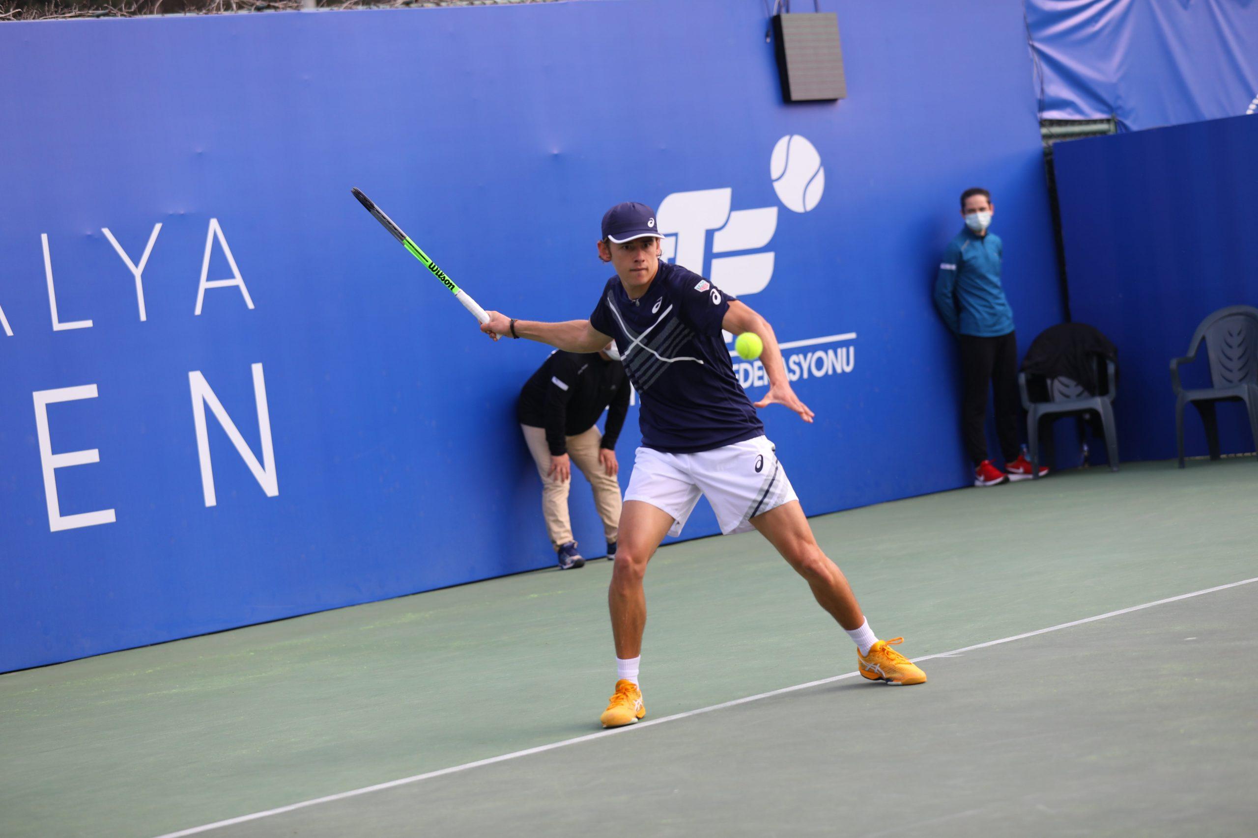 Antalya Open'da seri başları yola devam ediyor