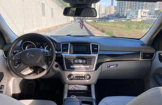 Satılık 2015 model Mercedes GL 350 bluetec