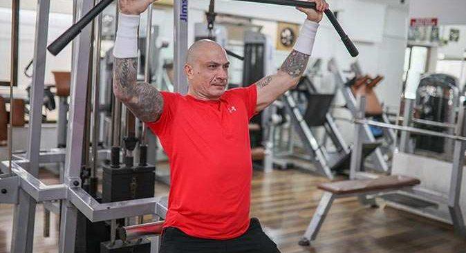 105 kilodan 68 kiloya düştü lisanslı fitness sporcusu oldu