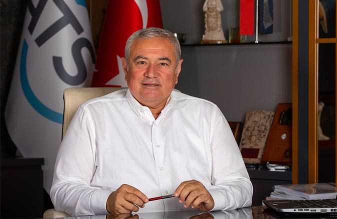 ATSO Başkanı Çetin'den TFF'ye çağrı