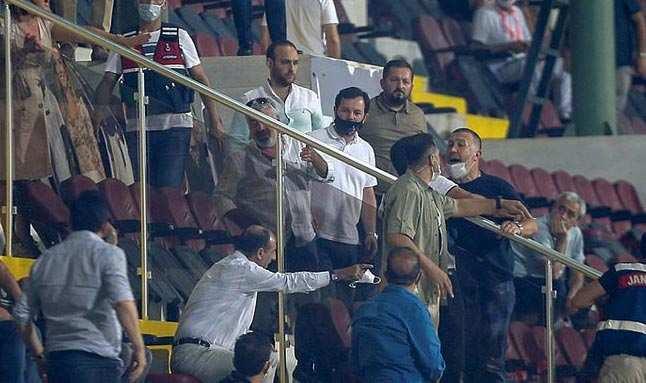 Alanyaspor'dan Trabzonsporlu yöneticilere suç duyurusu!