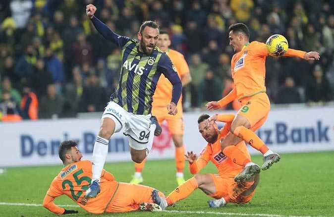 Fenerbahçe ile Alanyaspor 9. kez karşılaşacak