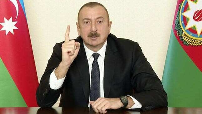 Aliyev: Türk Konseyi, Azerbaycan'ı güçlü bir şekilde desteklemiştir