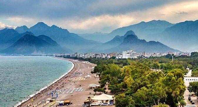 29 Ocak 2021 Cuma Antalya hava durumu