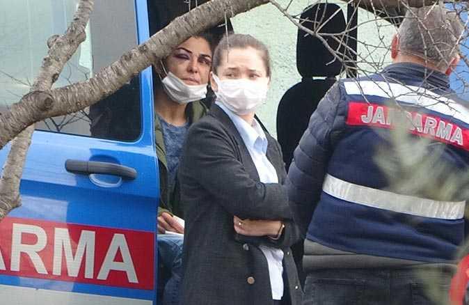 Melek İpek kendisine şiddet uygulayan kocası Ramazan İpek'i öldürdü