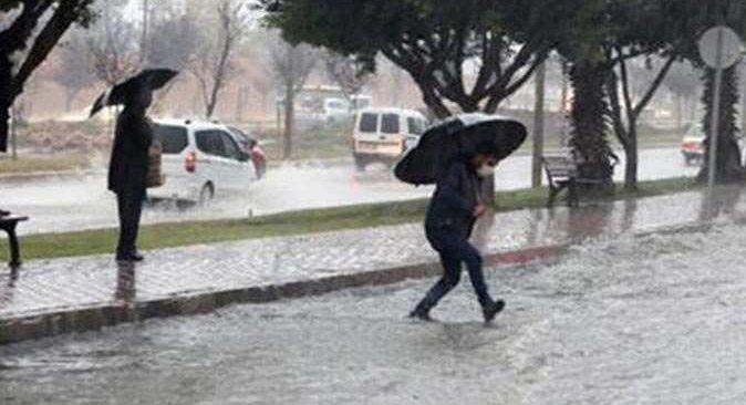 Antalya'da çok kuvvetli yağış bekleniyor