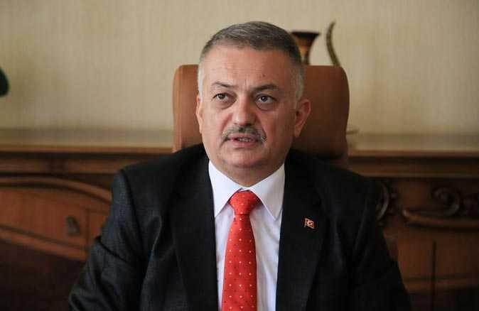 Antalya Valisi Ersin Yazıcı Koronavirüse yakalandı iddiası