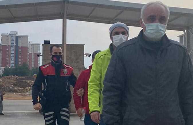 FETÖ'den aranıyorlardı! Antalya'da yakalandılar!