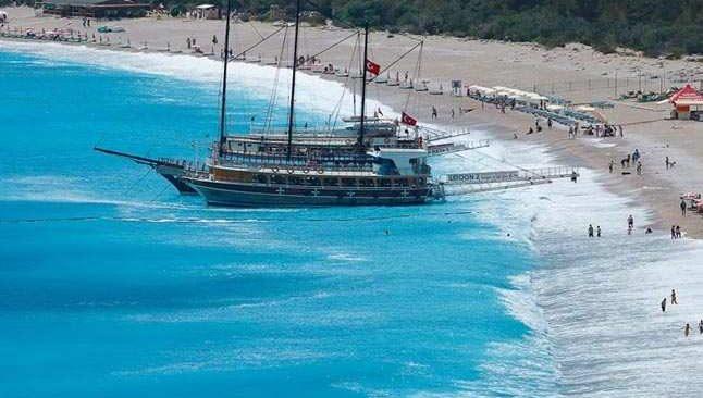 Antalya'nın ülke ekonomisine katkısı büyük