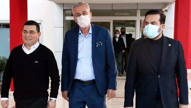 Mustafa Yılmaz'dan seçim öncesi yoğun mesai