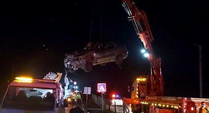 Araç sürücüleri hayatını kaybetti